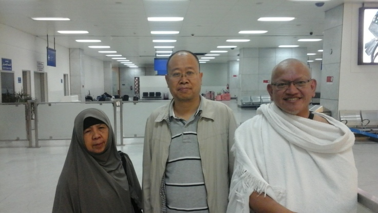 Foto Jemaah Haji CHina