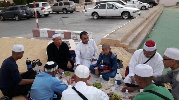 Iftar di Hada
